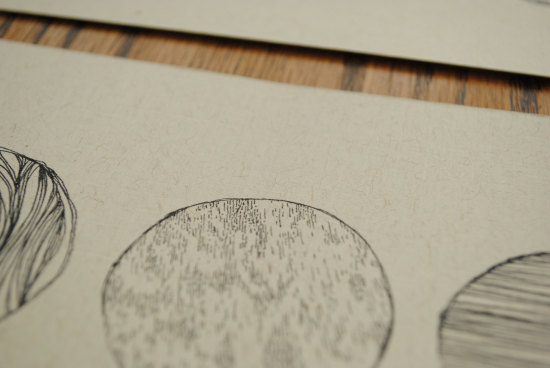 Circle Postcards