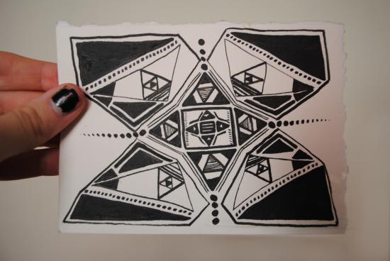 Kaleidoscope Pattern Studies