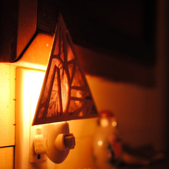 Balsa Night Lights