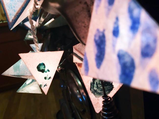 Paper Lanterns – The Spring Rain